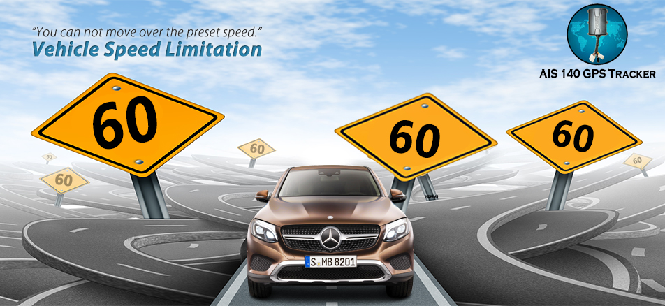 Speed Governor GPS for Vehicel